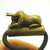 Magic Bull Ox Takrut of LP Pern amulet of wat Bangphra temple real blessed for