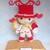 Felton in Cupid Costume- Crochet Amigurumii Pattern