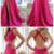 Fuchsia Backless Prom Dresses Jewel Sleevless Mermaid Beach Bohemian Satin Split