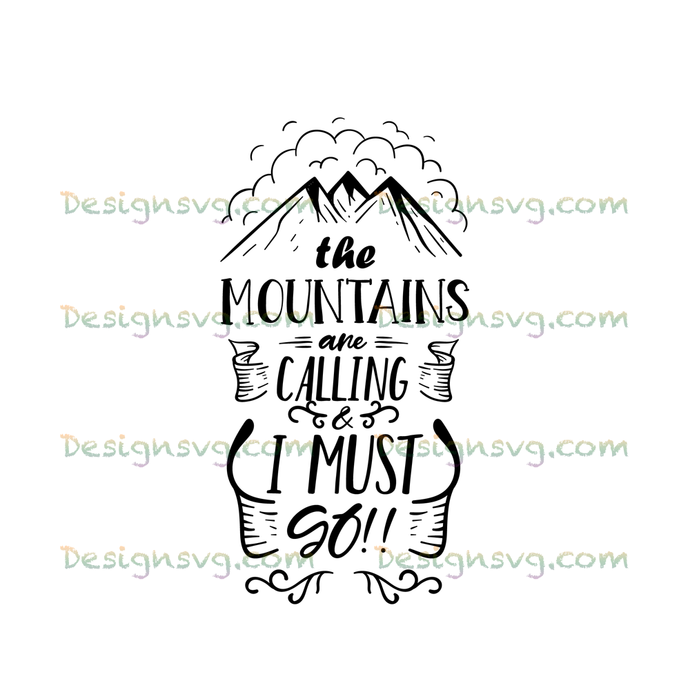 The mountains are calling and I must go,travel Shirts, Adventure, Gift for Him,