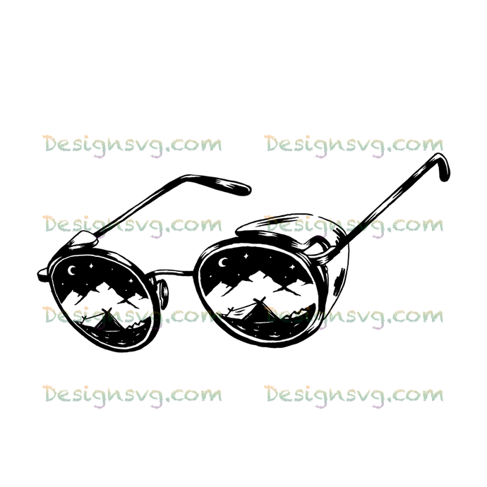 Camping ,camping lover,sunglasses svg, sunglasses gift, camper svg,camping