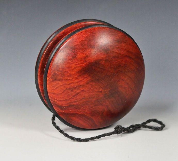 Redheart Wood Handmade Yo-Yo
