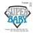 Custom embroidery Super Baby embroidery design Super Baby embroidery pattern No