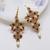 Earrings Pattern - Adeline - Beading Tutorial - Earrings Tutorial - PDF