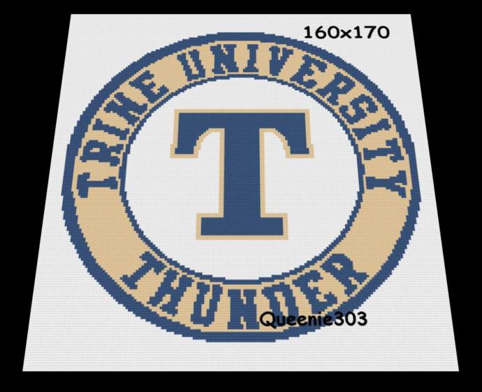 Trine University Thunder 160x170