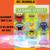 Sesame Street SC Bundle 13 Patterns includes Color Charts