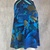 NEW 2020 Blue Lagoon Colors in Silky Stretch Skirt for Yoga or Office
