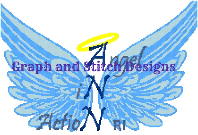 Angel in Action graph and written