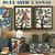 Robins and Bluebirds Plastic Canvas Pattern Leaflet Leisure Arts 1089 Doorstop,