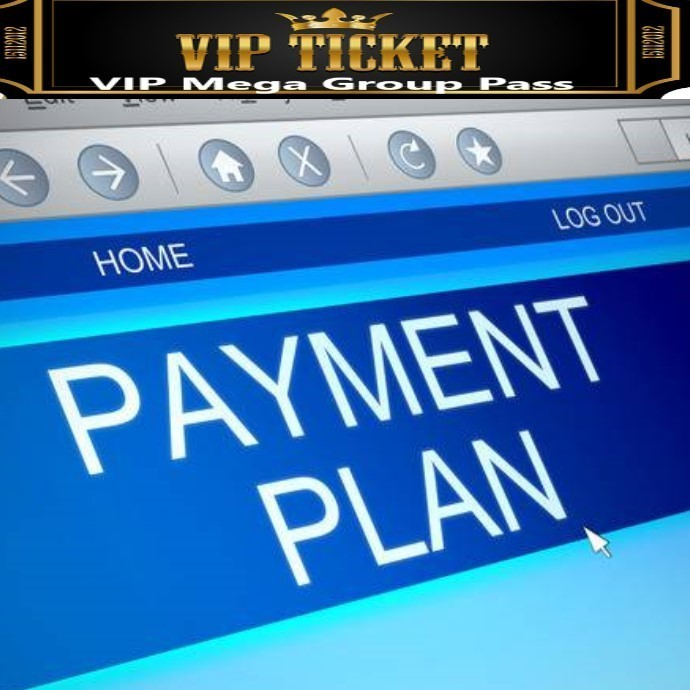 Monthly Payment Plan for the VIP Group - 15.00 Per MONTH