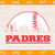 Padres Jersey svg, Padres Jersey logo, Padres Jersey eps, Padres Jersey dxf,