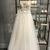 Charming V neck Beads Tulle Prom Dress, Formal A Line Prom Dresses, Evening