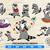 Pocahontas Meeko SVG Bundle, Meeko and Percy Clipart, Vector Cut or Print Files