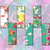 Flamingo Printable,Flamingo Digital Bookmarks,Flamingo Prints,Flamingo Collage