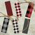 Buffalo Plaid Bookmark, Buffalo Check Bookmarks, Buffalo Plaid Paper, Bookmarks