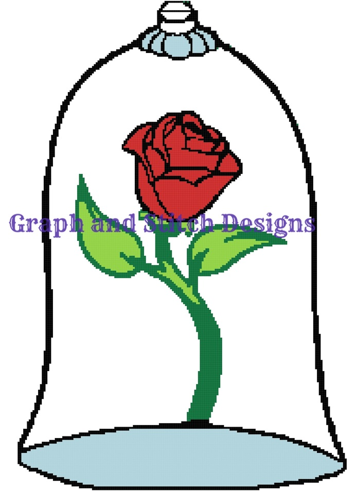 Beast Rose graph and written