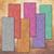 Old Papers Digital Bookmarks,Colors Digital Bookmarks,Digital Color