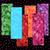 Crystal Digital Bookmarks,Crystal Colors,Printable Crystals,Printable
