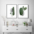 set of 2 green gray Abstract , Digital Download, Printable Art, Wall Art
