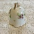 Sweet Little Porcelain Bell - Andrea by Sadek