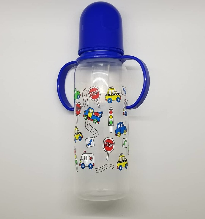 'Cars' Adult Bottle With Handle