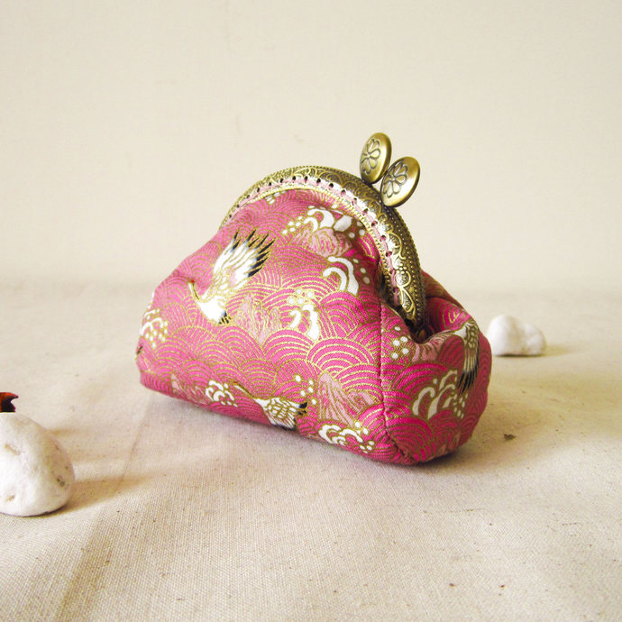 Frame Purse, kisslock purse, bridesmaid gift, coin purse, portamonete,