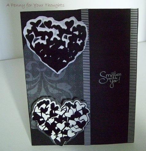 Smitten With You Handmade Valentine
