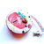 Measuring Tape Sewers Pin Cushion Small Retractable Tape Measure