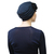 Mauve/Mushroom chemo hat, handmade stylish turbans for cancer patients, womens'