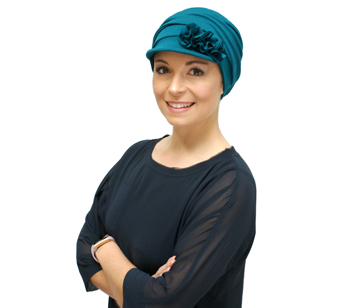Soft chemo caps for women's hair loss, alopecia, hats for cancer patients, chemo