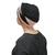 Chemo turban with 2-tone infinity head wrap, stylish chemo headwear, hat for
