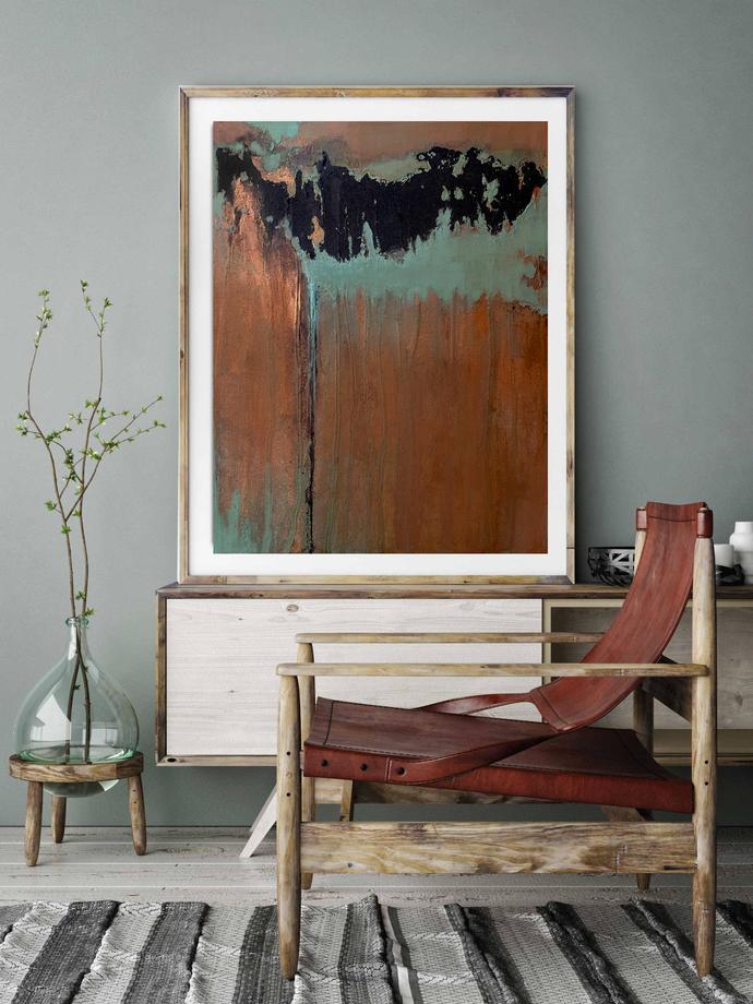 Printable Abstract, Large Modern Wall Art, Home Wall Art, Scandinavian Minimal