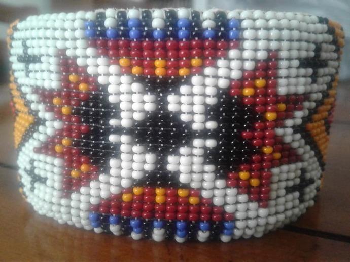 Lakota Star Cuff Bracelet