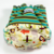"Ready to Ship Big Newborn Cloth Diaper Cover -  Stripes + ""Oh Boy!"" print, with"