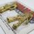 BIOHAZARD 3 Last Escape Nemesis T1 & T2 Golden Metal Figure Set Of 2 - Hong Kong
