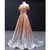 Gorgeous Golden and Sliver Sequins Long Party Gown, Prom Dresses 2020