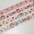4 Rolls of Japanese Washi Masking Tape: My Melody