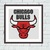 Chicago Bulls Logo cross stitch
