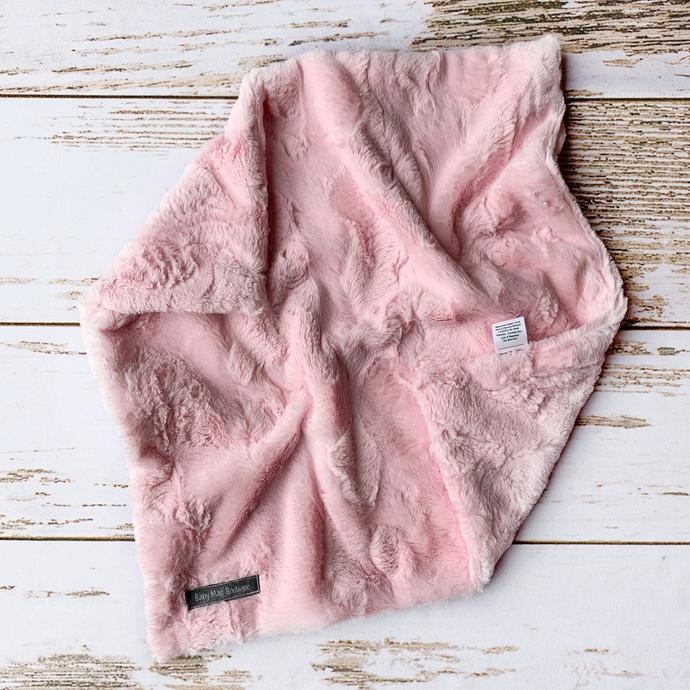 Standard Lovey - Blush Hide