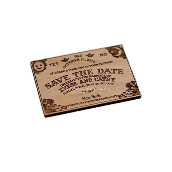 10+ Ouija Save the Date Magnets