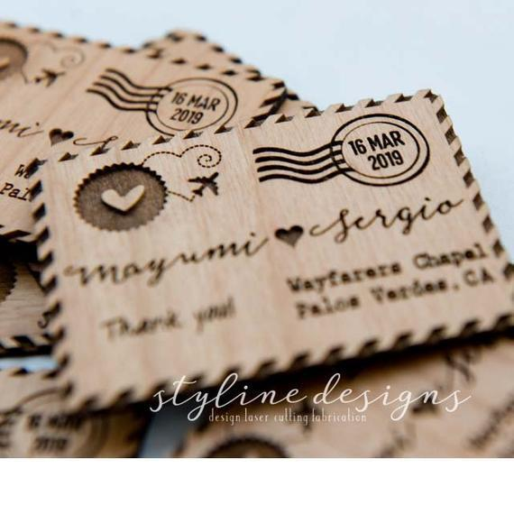 10+ Postcard Save the Date Magnets