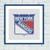 New York Rangers cross stitch pattern