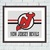 New Jersey Devils easy cross stitch design