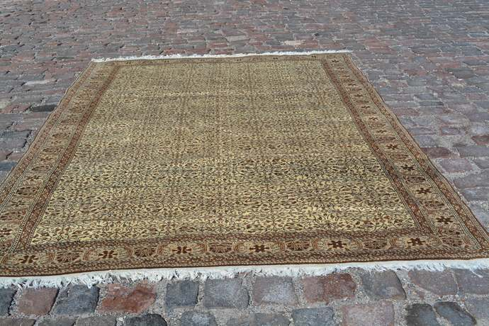 Oriental Rug, Turkish Rugs, New home gift, Antique rug, Oushak Rug, Area rug,