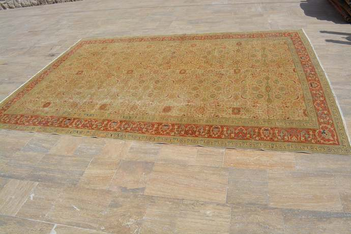 Outdoor rugs, brown red rug, turkish rug, brown turkish rug, nursery rug, 8 x 11