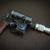 Luke Skywalker Merr-Sonn Model 57 blaster | Star Wars Props Cosplay