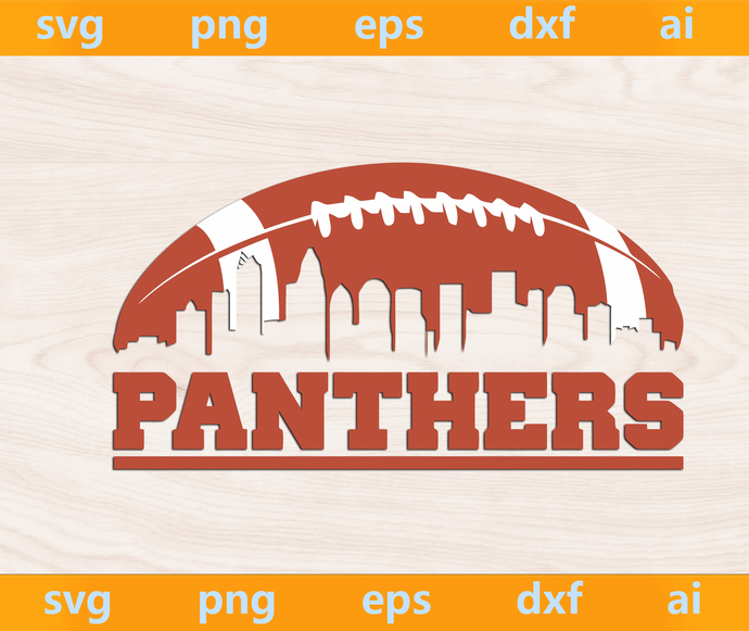 Panthers svg, Panthers ai, Panthers png, Panthers eps, Panthers dxf, Panthers