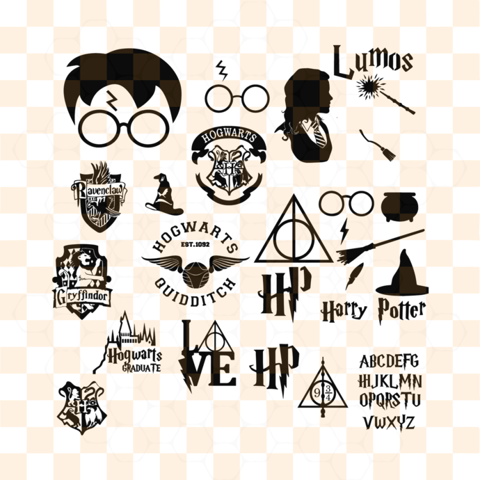 Harry potter svg, hogwarts svg, harry potter svg, gryffindor svg, hufflepuff