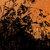 Printable Art, Art Poster, Digital Download, Wall Decor, orange and black ,