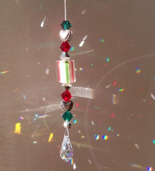 "Sun Catcher ☼""Sparklers""☼ - Christmas"